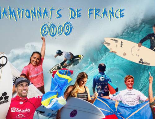 CHAMPIONNATS DE FRANCE 2019 –  HOSSEGOR