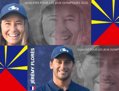 2 Réunionnais aux Jeux Olympiques de 2020