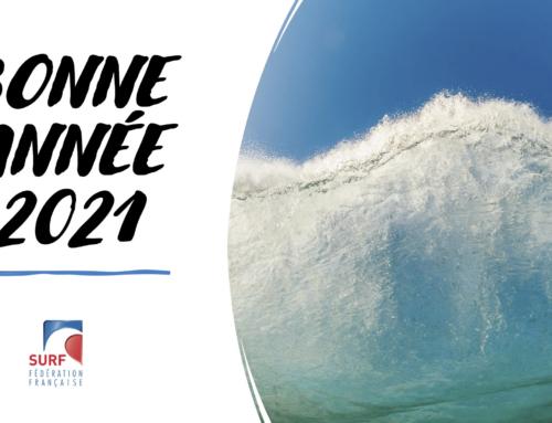 2021 – Les Vœux de la Fédération